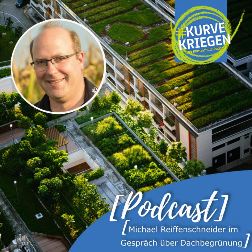 Podcast Energieland Dachbegrünung